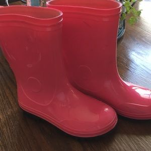 Other - Girls Pink rainboots
